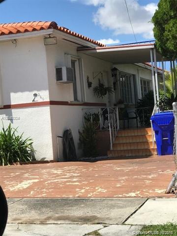 Casa En Venta En 260 Nw 41st Ave Miami Fl 33126